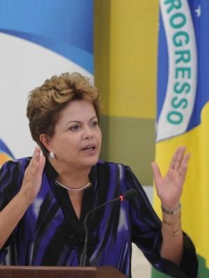 Dilma Rousseff (Foto: Antonio Cruz/ABr)