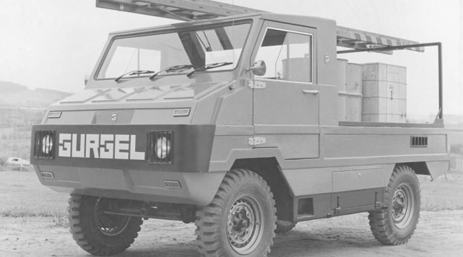 Gurgel X-20: carro robusto para enfrentar buracos (Foto: Divulgação)