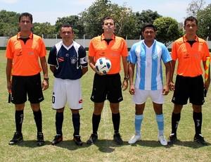 Clássico foi bastante disputado e bicolores venceram (Foto: Antônio Cícero/Arquivo Pessoal)