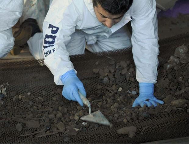 Polícia chilena investiga caso envolvendo morte de bebê (Foto: Divulgação/Policía de Investigaciones de Chile)