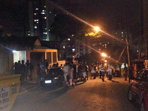 Estudante participava de festa em uma república a 30 metros da casa do idoso (Foto: Debora Vaccari / Divulgação)