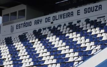 Estádio Ari de oliveira, o aryzão (Foto: Gustavo Rangel / Divulgação)