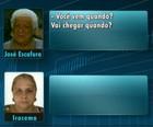 Áudio sugere elo entre máfias do aborto e do bicho (Reprodução/TV Globo)