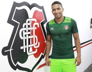 Danilo Pires Santa Cruz (Foto: Antônio Melcop/ Santa Cruz)