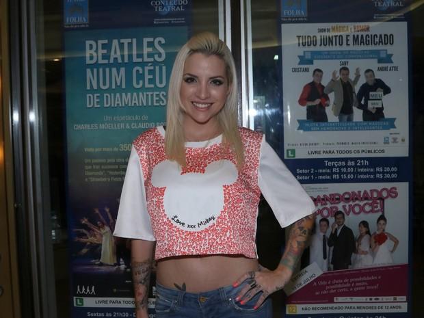 Clara (Foto: Thiago Duran/ Ag. News)