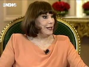 Cantora Marlene morre no Rio de Janeiro/GNews (Foto: Reprodução GloboNews)