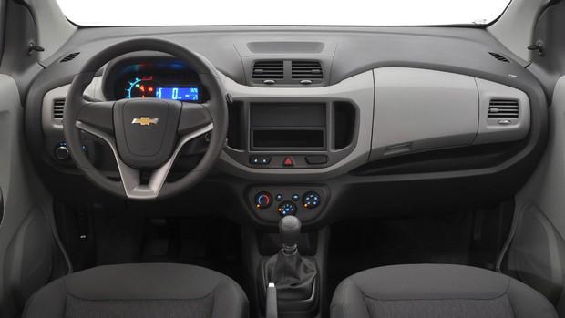 Veja fotos da nova Chevrolet Spin