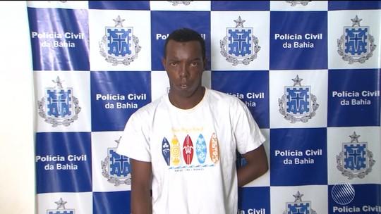 Jovem rouba igreja na BA e vai preso; suspeito avisou crime um dia antes