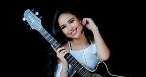 Ystefani Oliveira The Voice Kids (Foto: Arquivo pessoal)