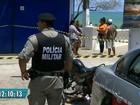 Comerciante é morto com tiro na praia da Penha, em João Pessoa