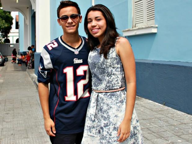 Matheus e Nicole são sabatistas (Foto: Adneison Severiano/G1 AM)