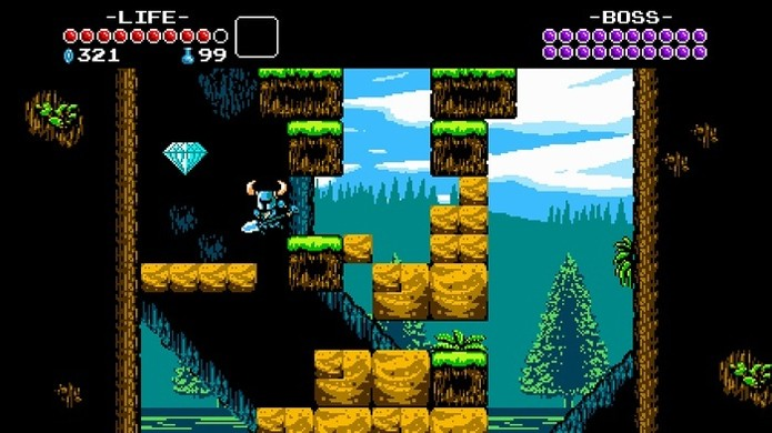 Shovel Knight é um dos jogos independentes que chegará para o Wii U (Foto: nintendolife.com)