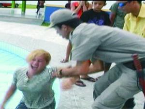 Cena do filme, 'Um crime, um castigo' (Foto: Francisco Rocha/G1)