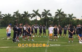 Falta só anunciar! Sobis se despede do Tigres antes de vir para o Cruzeiro