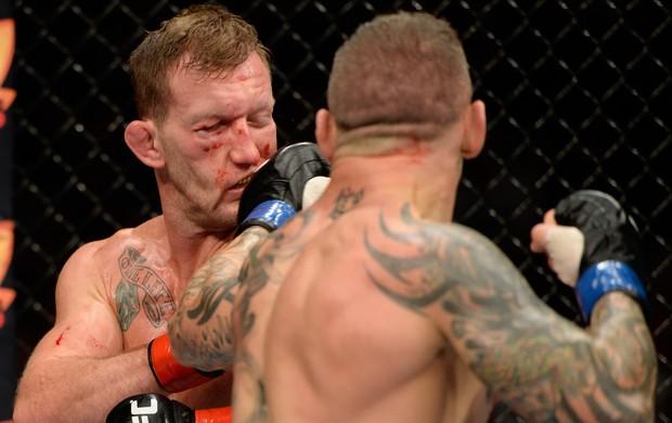 Ross Pearson x Gray Maynard UFC Bangor MMA (Foto: Getty Images)