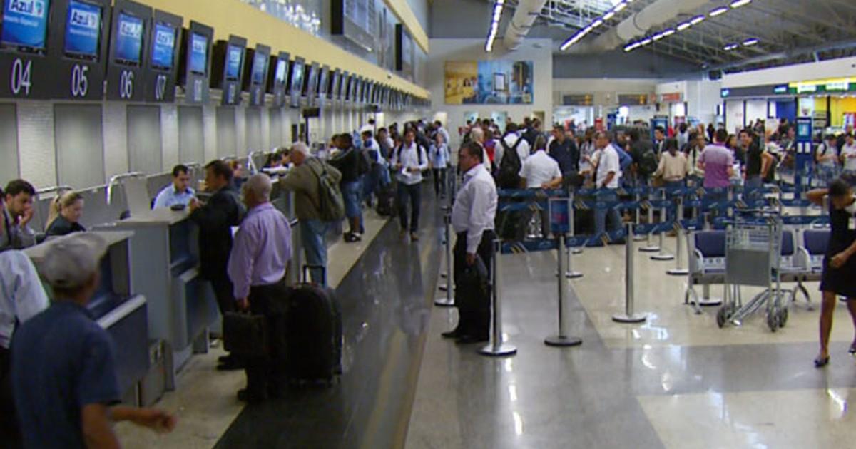 Aeroporto Viracopos Fica Onde : G viracopos recebe notas baixas e fica em º lugar