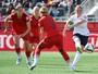 Alemanha e Noruega só empatam  no duelo entre campeãs mundiais