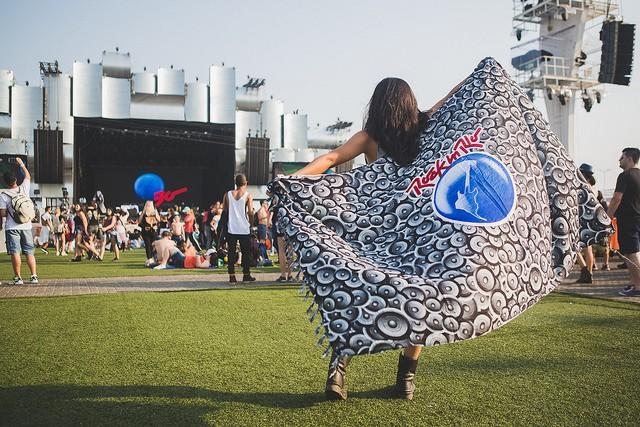 Os números que fazem do festival o maior do mundo (Foto: Flickr / Rock in Rio)