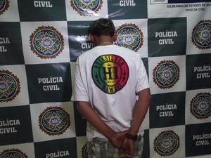 Adolescente de 14 anos confessa participação no crime (Foto: Heitor Moreira)