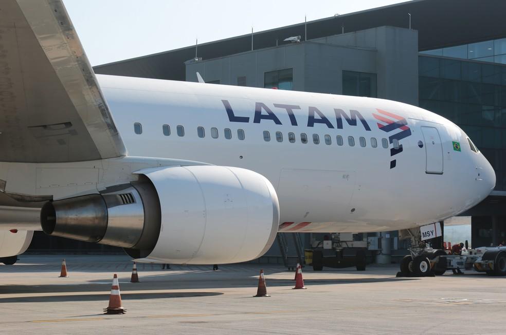 Latam cobrará a partir de R$ 30 pela bagagem despachada (Foto: Marcio Jumpei/Divulgação)
