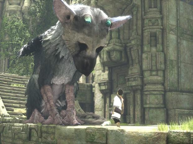 'The Last Guardian' ressurgiu das cinzas na E3 2015 e agora tem lançamento previsto para 2016 (Foto: Divulgação/Sony)