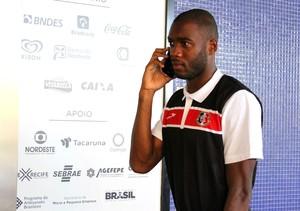 Marlon Santa Cruz (Foto: Aldo Carneiro / Pernambuco Press)