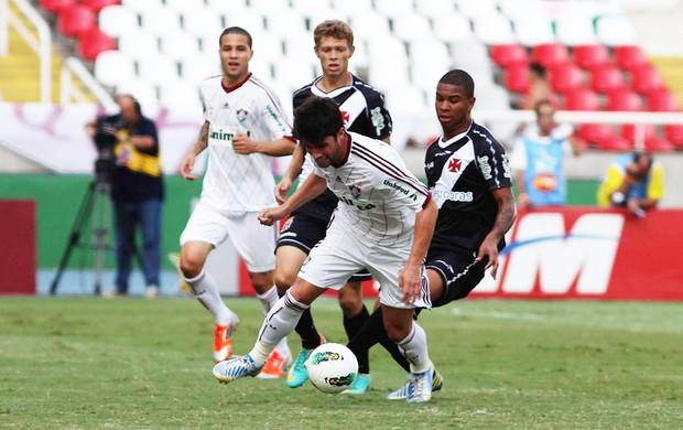 fabio braga fluminense x vasco (Foto: Nelson Perez/Flick Fluminense F.C.)
