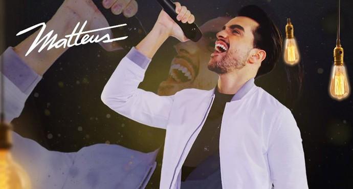 Matteus lança canção com Michel Teló  (Foto: Reprodução Internet)