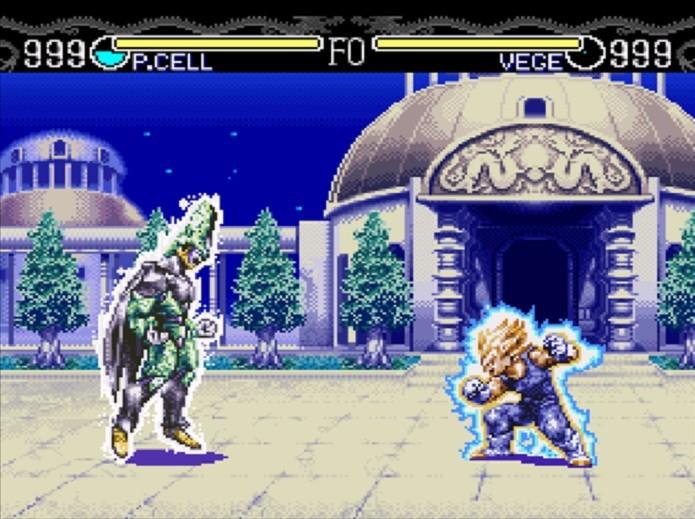 Hyper Dimension era o mais diferente jogo de Dragon Ball (Foto: Divulgação)