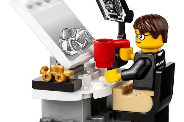 McLaren 720S LEGO (Foto: Divulgação)