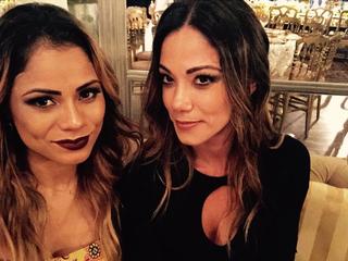 Lexa e Kamilla Fialho (Foto: Reprodução / Instagram)