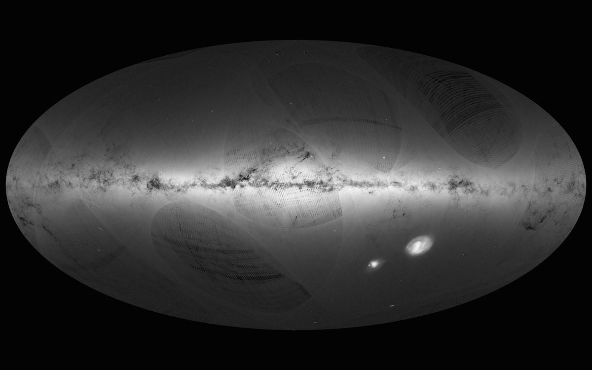 (Foto: ESA/ Reprodução)