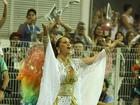 Maria Rita comemora título da Vai-vai: 'Não estou acreditando'