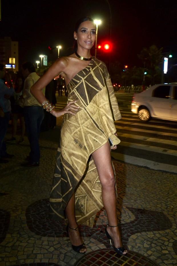 Lea T (Foto: Roberto Teixeira / EGO)