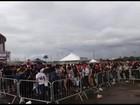 Portões para show do Guns N' Roses em Brasília são abertos