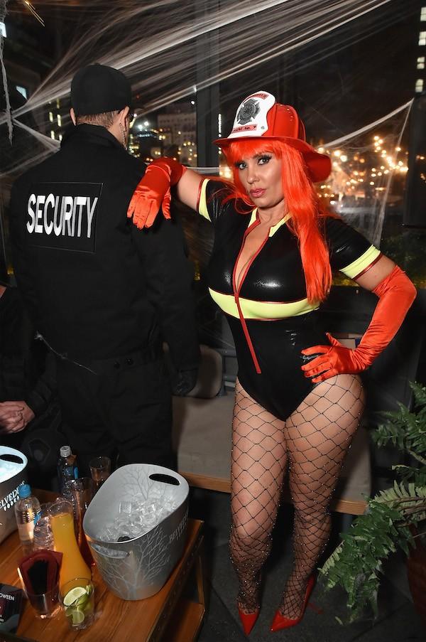 A atriz, dançarina e modelo Coco Austin (Foto: Getty Images)
