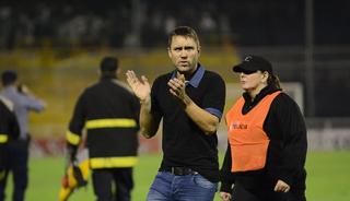 Eduardo Coudet Rosario Central Libertadores (Foto: Divulgação/Rosario Central)