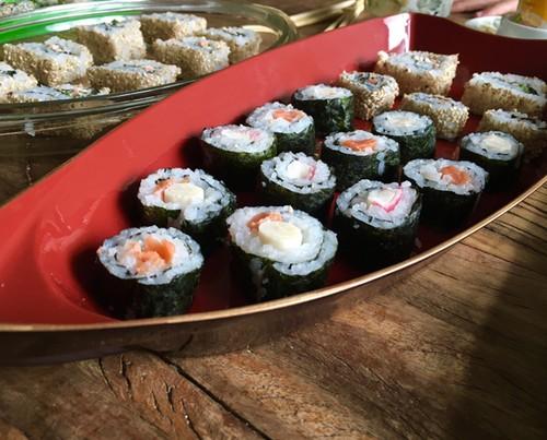 Sushi do Matheus Zuck