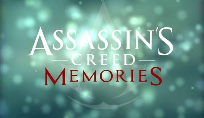 Assassins Creed Memories é um jogo para iPhone, iPod Touch e iPad (Foto: Reprodução / Dario Coutinho)