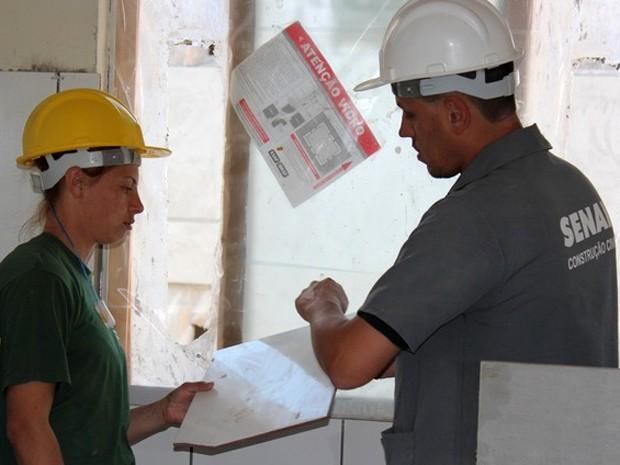 Técnico de segurança no trabalho encontra vagas de emprego (Foto: Aline de Liz/ Divulgação/ FMM Engenharia)