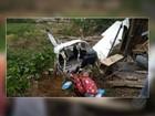 Queda de monomotor deixa quatro mortos em Novo Progresso, no Pará