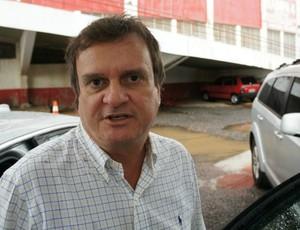 Luís Anápio Gomes, vice de futebol do Internacional (Foto: Diego Guichard/GLOBOESPORTE.COM)
