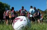 Comercial campeão do Capixabão Feminino 2013 (Reprodução/TV Gazeta Sul)