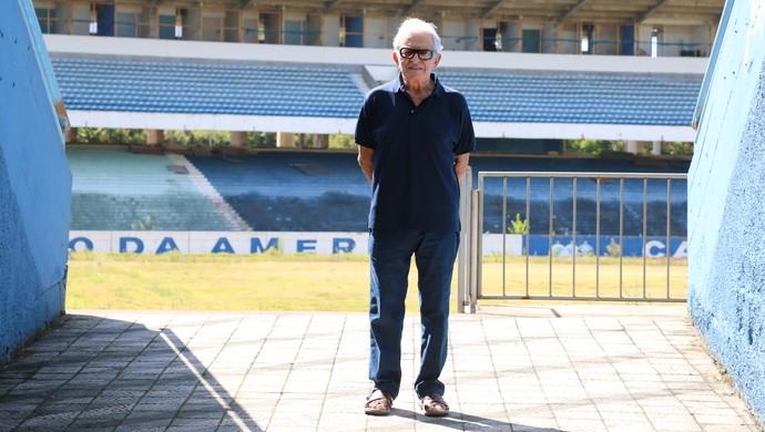 Fábio Koff, ex-presidente do Grêmio Estádio Olímpico (Foto: Eduardo Moura/Globoesporte.com)
