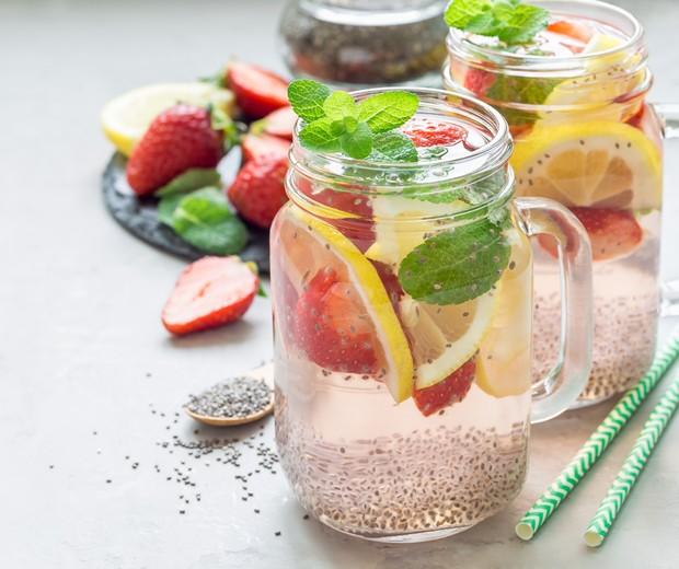 drinque frutas sem alcool (Foto: Thinkstock)