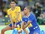 Recorde e festa: Brasil leva multidão a estádio de futebol e derrota Portugal