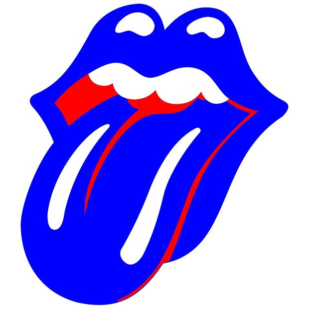 Emoji criado pelo Twitter para homenagear os Rolling Stones, que anunciaram o álbum 'Blue & lonesome', o 25º da carreira. (Foto: Divulgação/Twitter)