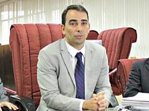 Fábio Monteiro, Procurador-geral de Justiça do MPE-AM (Foto: Adneison Severiano/G1 AM)