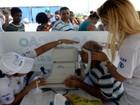 'Ação Global' oferece serviços gratuitos para população em Salvador