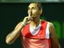 Kyrgios pede dispensa do ATP de Roterdã para jogar o All-Star da NBA